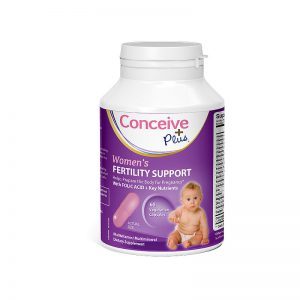 conceive plus fertility support women