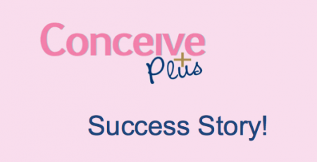 conceive plus success story
