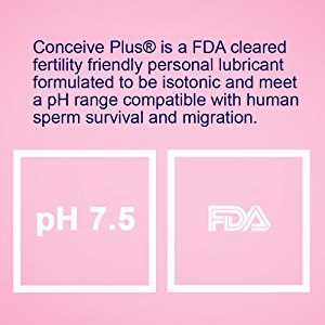 FDA Cleared-Fertility-Lubricant