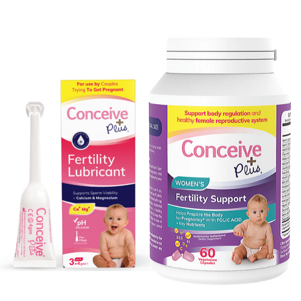 conceiveplus womens fertility bundle