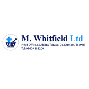 M whitfield ltd logo
