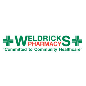 weldricks pharmacy logo