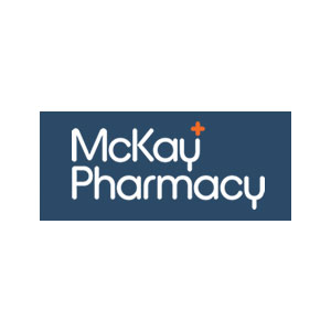 mckay pharmacy logo