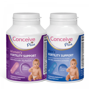 womens and mens food supplements fertility support booster