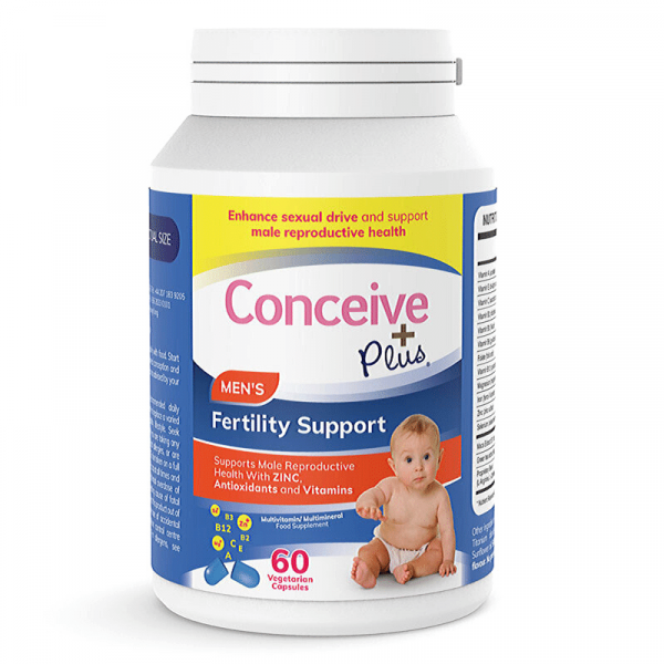Men fertility support booster for testosterone and libido sex drive