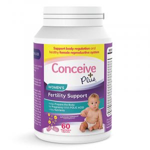 Getting pregnant fast with Conceive Plus Fertility Supplement pills