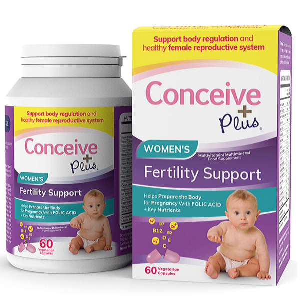 Conceive Plus Fertility Folate folic acid tabelts for womens trying to get pregnant