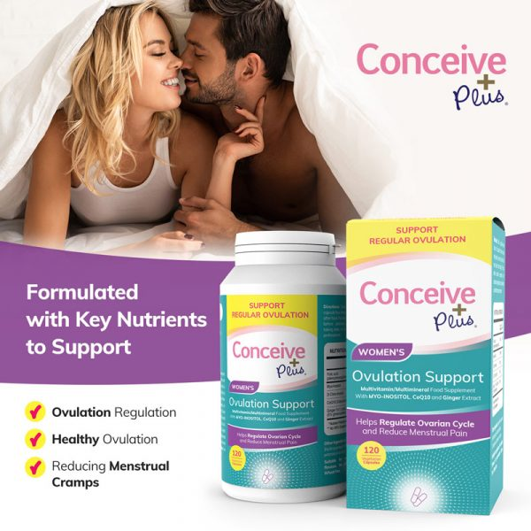 vitamins pcos  support ovulation  CP