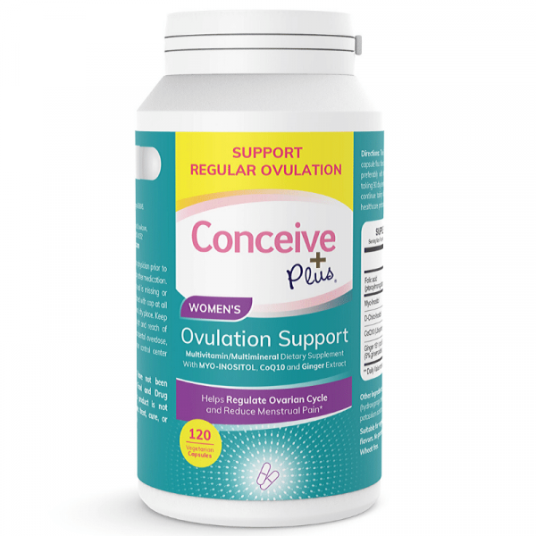 ovulation pcos caps bottle UK