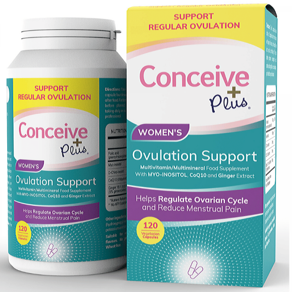 ovulation pcos vitamin tablets group