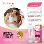 reviews fertility lube conceive